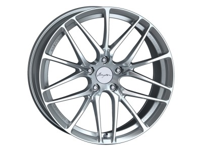 Breyton Fascinate Hyper Silver Wheel
