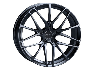 Breyton Fascinate Matt Black Wheel
