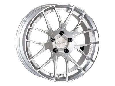 Breyton GTSR-PF Anodized Silver Wheel