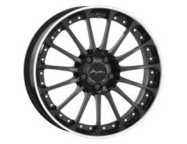Breyton Magic CW Glossy Black Polished Wheel