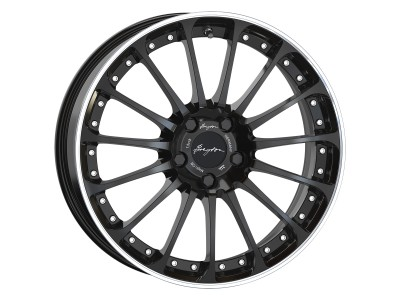 Breyton Magic CW Glossy Black Polished Wheel