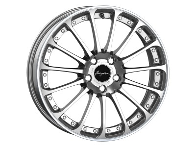 Breyton Magic CW Hyper Dark Polished Wheel