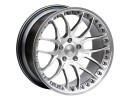 Breyton Race GTP Hyper Silver Wheel