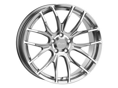 Breyton Race GTS 2 Hyper Silver Wheel