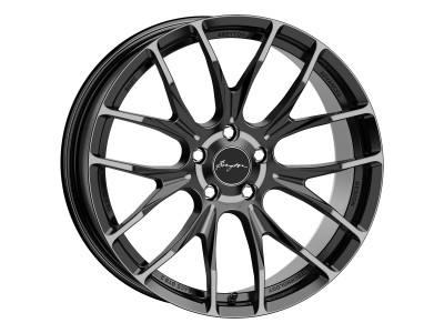 Breyton Race GTS 2 Matt Black Wheel