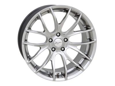 Breyton Race GTS Hyper Silver Wheel