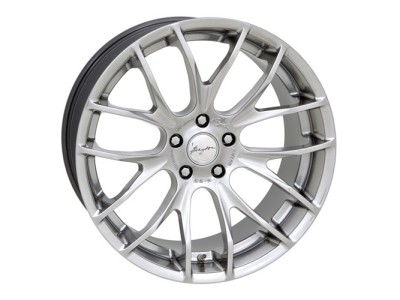 Breyton Race GTS Janta Hyper Silver