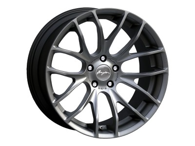 Breyton Race GTS Matt Gun Wheel