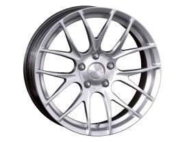 Breyton Race GTS-R Hyper Silver Felge 18x7 5x112 ET48 PROMO