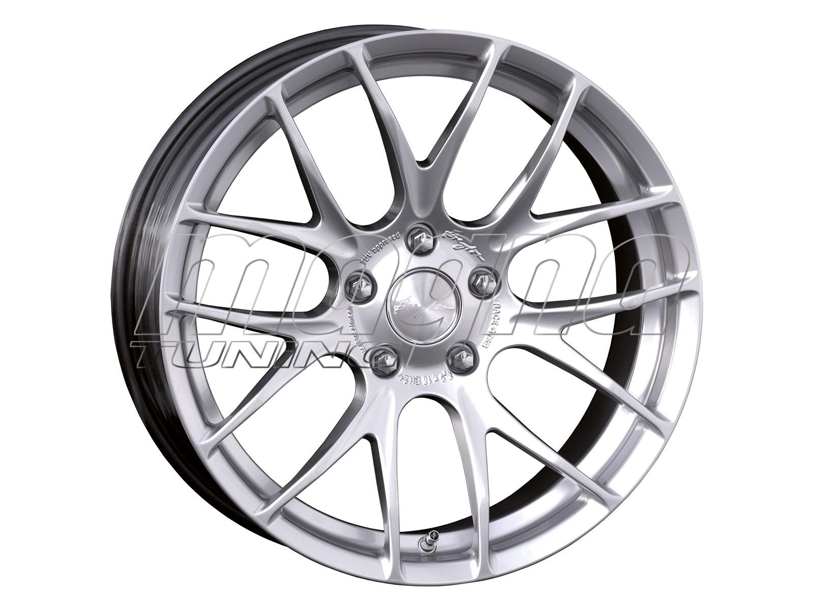 Breyton Race GTS-R Hyper Silver Wheel 17x7 5x112 ET48 PROMO