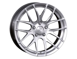 Breyton Race GTS-R Janta Hyper Silver 18x7 4x100 ET40 PROMO