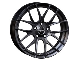 Breyton Race GTS-R Matt Black Wheel 17x7 5x112 ET48 PROMO