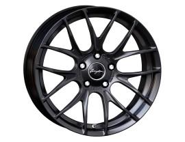 Breyton Race GTS-R Matt Black Wheel 18x7 4x100 ET40 PROMO