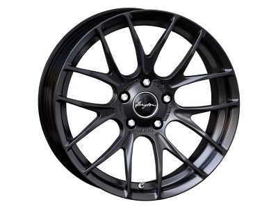 Breyton Race GTS-R Matt Black Wheel 18x7 4x100 ET40 PROMO