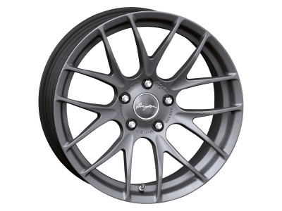 Breyton Race GTS-R Matt Gun Wheel 18x7 5x112 ET48 PROMO