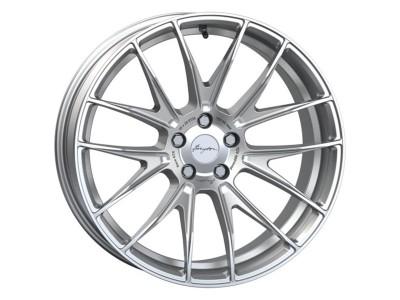 Breyton Race GTX Hyper Silver Wheel