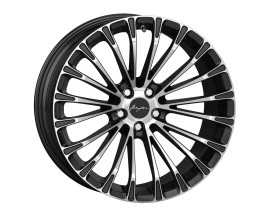 Breyton Race LS 2 Matt Black Polished Face Felge 20x10 5x120 ET46 PROMO