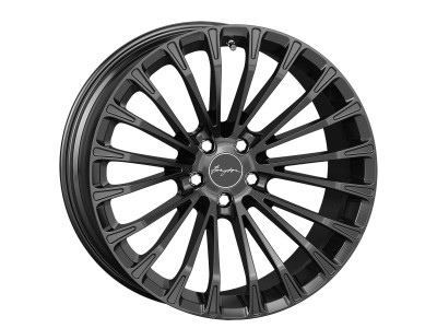 Breyton Race LS 2 Matt Black Wheel 19x8.5 5x112 ET52 PROMO