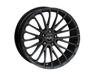 Breyton Race LS Matt Black Wheel