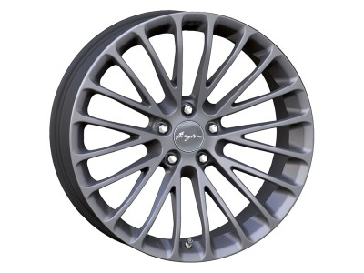 Breyton Race LS Matt Gun Wheel