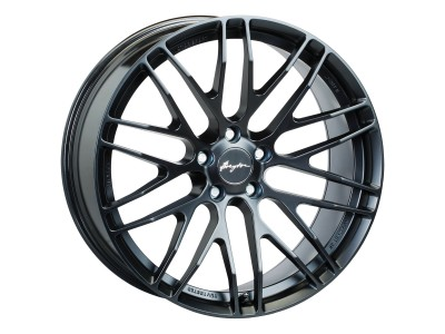 Breyton Spirit R Matt Black Wheel