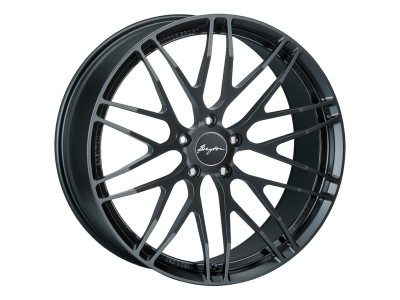 Breyton Spirit RS Anodized Black Wheel