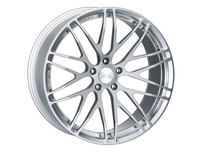 Breyton Spirit RS Anodized Silver Wheel