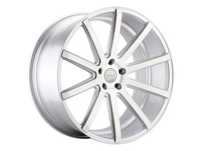 COR.SPEED Deville Silver Wheel