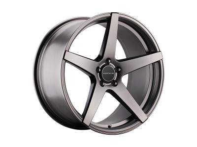 COR.SPEED Lavela Matt Gun Metal Wheel