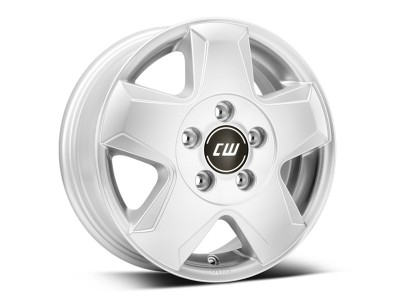 CW Off Road CG Crystal Silver Wheel