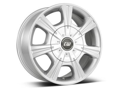 CW Off Road CH Crystal Silver Wheel
