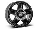 CW Off Road CWB Black Matt Wheel