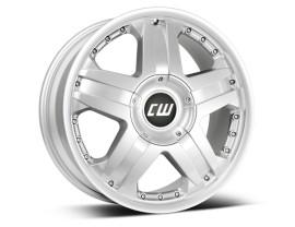 CW Off Road CWB Crystal Silver Felge