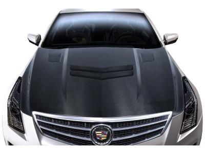 Cadillac ATS Capota Apex Fibra De Carbon