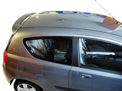 Chevrolet Aveo Sport Rear Wing