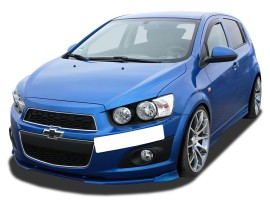 Chevrolet Aveo T300 GT5 Side Skirts