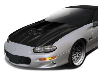 Chevrolet Camaro 4 Stingray-Look Carbon Fiber Hood