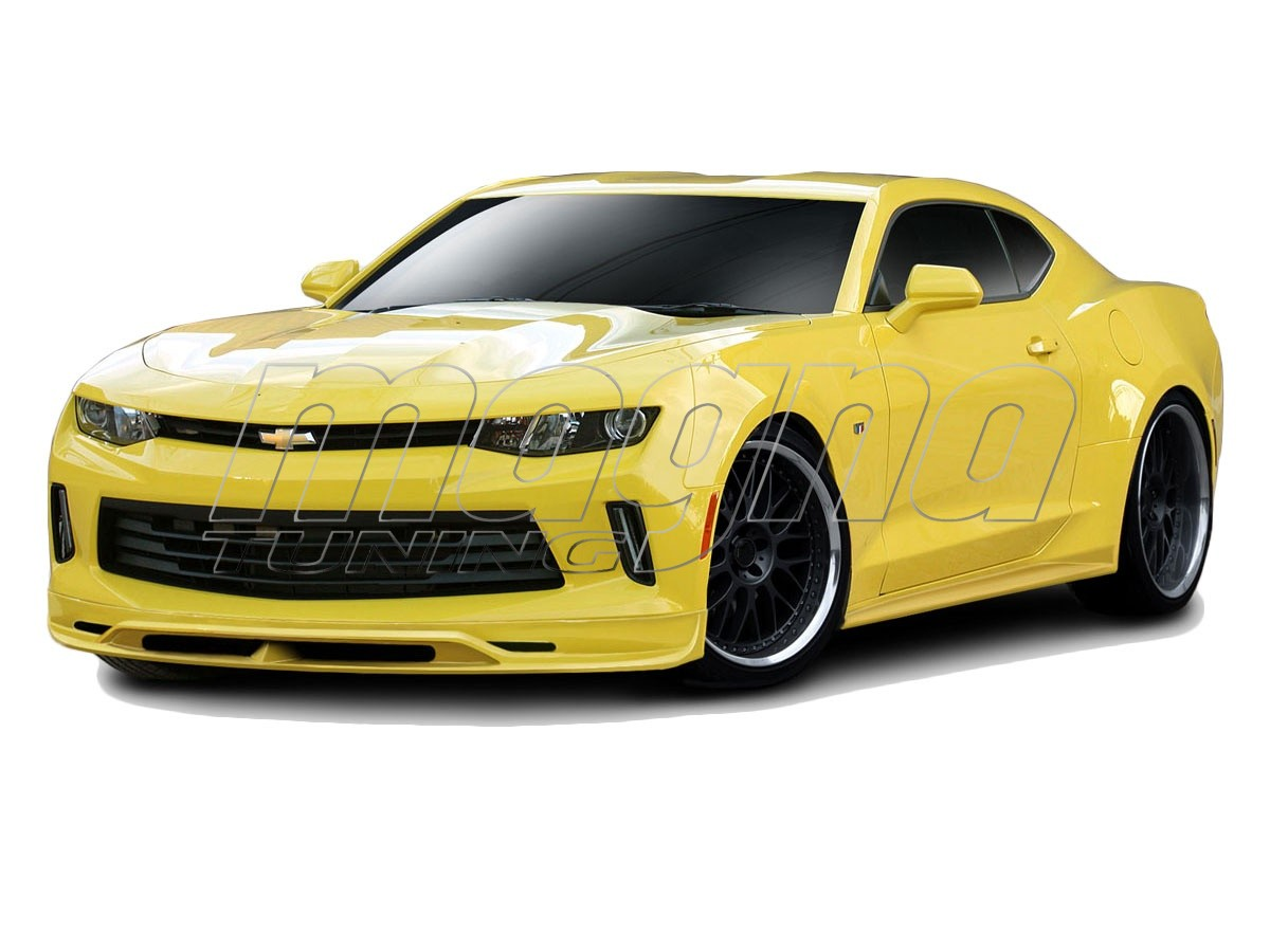 chevrolet camaro 6 radix body kit. Black Bedroom Furniture Sets. Home Design Ideas