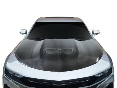 Chevrolet Camaro 6 SS-Look Carbon Fiber Hood
