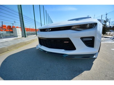 Chevrolet Camaro 6 SS MX Front Bumper Extension