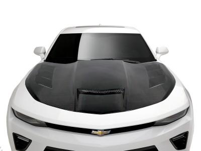 Chevrolet Camaro 6 Trax Carbon Motorhaube