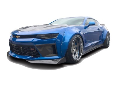 Chevrolet Camaro 6 Wide Body Kit GTS