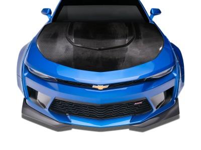 Chevrolet Camaro 6 ZL1-Look Carbon Motorhaube