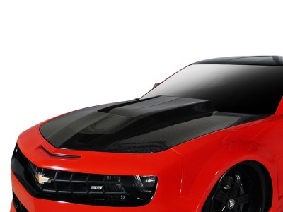 Chevrolet Camaro Capota Racer Fibra De Carbon