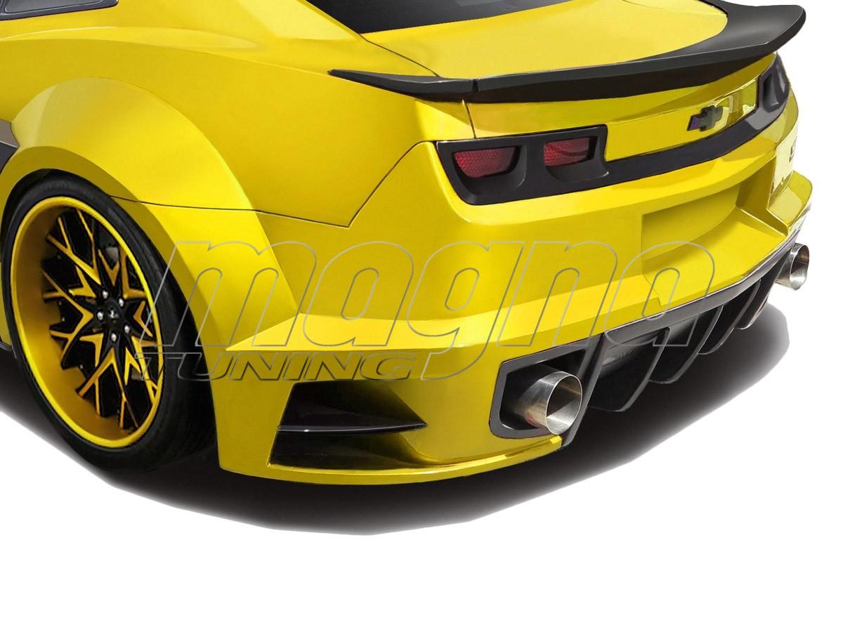 Chevrolet Camaro Citrix Wide Body Kit