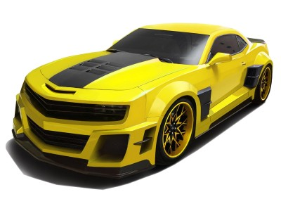 Chevrolet Camaro Citrix Wide Body Kit