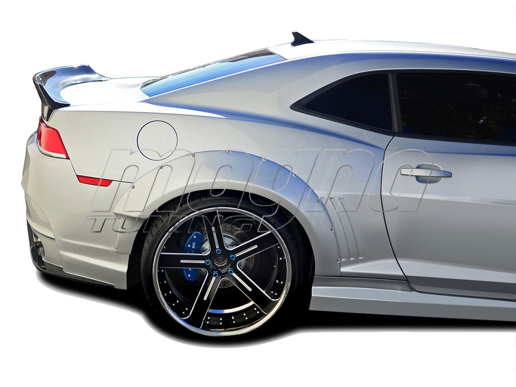 Chevrolet Camaro Gts Wide Body Kit