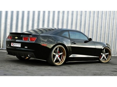 Chevrolet Camaro MX Rear Bumper Extensions