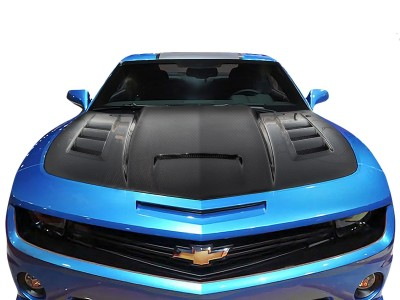 Chevrolet Camaro Razor Carbon Fiber Hood