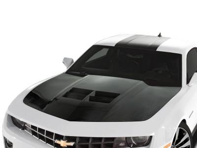 Chevrolet Camaro ZL1-Look Carbon Fiber Hood